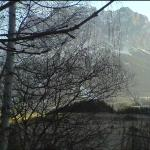 View of the Zugspitze