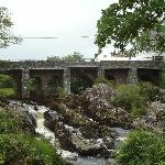  Bridge over river in Sneem