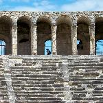 Aspendos, Theatre, Turkey