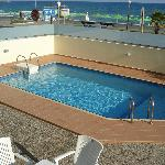 Marel Apartments, Rethymnon,Crete, Swimmingpool