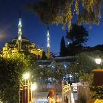 Night Sultanahmet