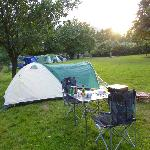 Family field at Great Langdale Campsite