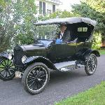  The Model T that can take you to the wineries