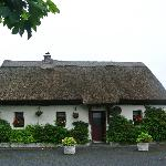A true thatched cottage