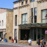 the Avon Theatre and Theatre Store