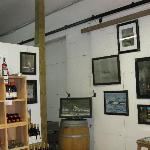 Fort Berens Winery - tasting room