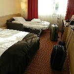  Our room with extra bed