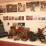  Equipment display in museum