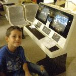 He had never seen a computer like this - LOL - works great!