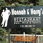  Hannah &amp; Harry&#39;s Restaurant