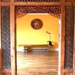 Sun and Moon Yoga room