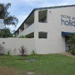 Noosa Parade Holiday Inn resmi