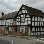 The Red Lion front view