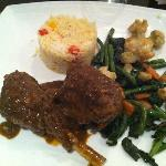  Lamb Shanks from the Edna kitchen