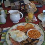 Foto di Plasnewydd Bed and Breakfast