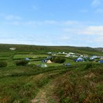 Bryher Campsite