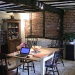  Old Stables Dining Area