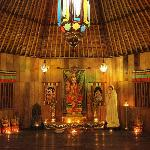 Chapel dedicated to Mother Goddess