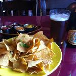 Chips 'n Salsa Sampler