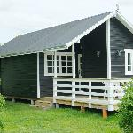 Lux. cabins with shower and toilet for 6 persons