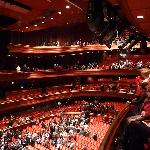  Photos of seats and levels at the Kimmel Center