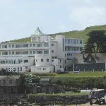 Burgh Island Hotel, Bigbury on Sea