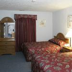 Suite with 2 Double Bed