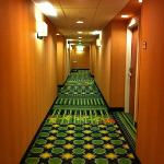Fairfield Inn & Suites Columbia Foto