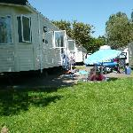  Chesil caravan
