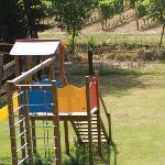 playground and vineyard