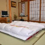  letti futon kaneyoshi ryokan