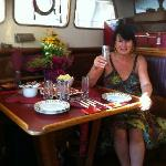 Foto de Shaula - Boat and Breakfast