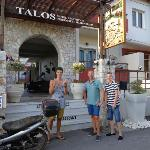 Φωτογραφία: Talos Hotel Apartments