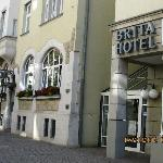  Brita Hotel facade