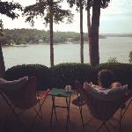 ภาพถ่ายของ Overview Bed & Breakfast on Lake Hamilton