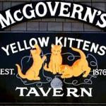 McGoverns Yellow Kittens Block Islands Oldest Tavern