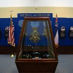 Medal of Honor Display