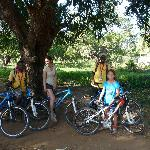 Diani bike circuit village