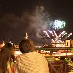  Fireworks from Terrace