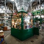 San Telmo Indoor Market build in 1897!