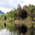 Loch View of The Lodge Grounds