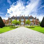Hoar Cross Hall Health Spa Resort