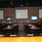 Inside Slackers Bar