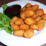 Bridgeport's cheese curds