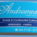 Andromeda Restaurant/My Greek Wedding Planners
