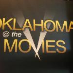 Sign for Oklahoma @ the Movies