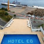  hotel EO a Ribadeo