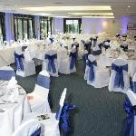 Wedding reception- Frensham July 2012