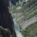 Gunnison River seen from Pulpit Rock