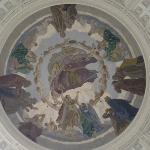 The ceiling fresco